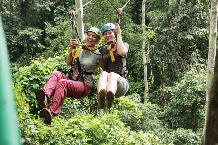 Full Day Flying Squirrels-Maesa Elephant Camp