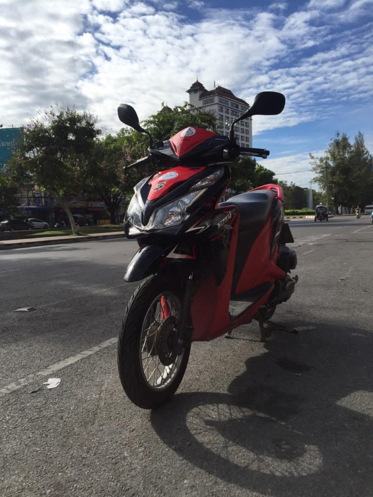 Honda-Clike125