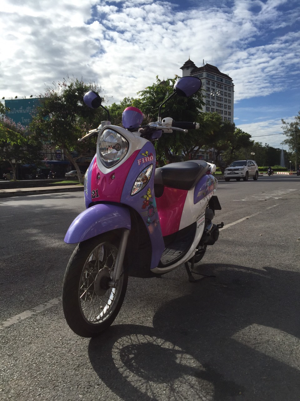 Fino Motorcy