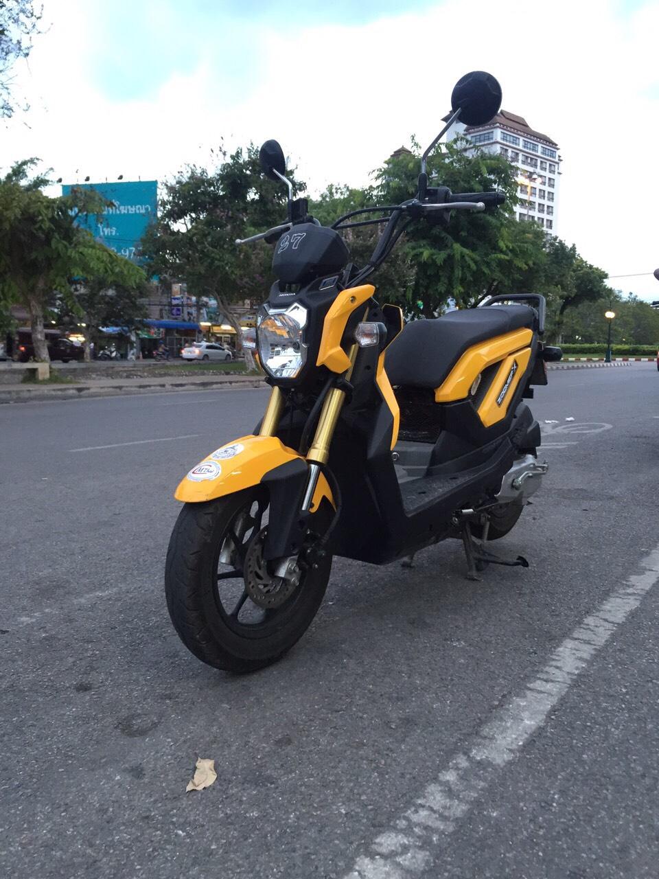 Zoomerx 110
