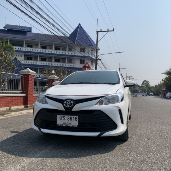 All New Vios